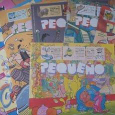 Cómics: PEQUEÑO PAÍS (LOTE VARIOS NÚMEROS - VER DESCRIPCIÓN). Lote 43842219