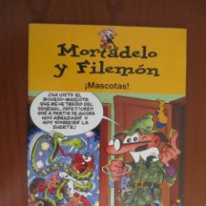 Cómics: MORTADELO Y FILEMÓN. ¡MASCOTAS!. Lote 191147360