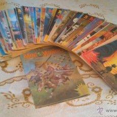 Cómics: MINIMUNDO-SEMANARIO JUVENIL EL MUNDO 1994.56 EJEMPLARES. DEL Nº 1 HASTA EL Nº 54 DE 1994 Y 2 DE 1995. Lote 44181036