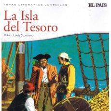 Cómics: JOYAS LITERARIAS JUVENILES. EL PAIS. Nº 1. LA ISLA DEL TESORO. ROBERT LOUIS STEVENSON.(ST/A10). Lote 44240383