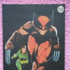Cómics: LOS COMICS DE EL SOL 33 LA PATRULLA X FORUM 1990 JUEGOS MORTALES. Lote 44942738