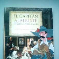 Cómics: CAPITAN ALATRISTE.COMIC COMPLETA 17 FASCICULOS CON TAPAS PARA ENCUADERNAR. Lote 46200434