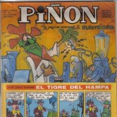 Cómics: PIÑON Nº 4 AÑO II ENERO 1969 - SUPLEMENTO DE EL MAGISTERIO ESPAÑOL. Lote 46405257