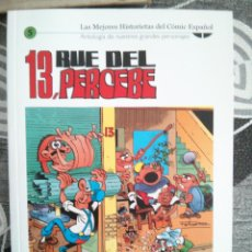 Cómics: 13,RUE DEL PERCEBE.5. LAS MEJORES HISTORIETAS DEL CÓMIC ESPAÑOL: ANTOLOGÍA DE NUESTROS GRANDES. Lote 46919839