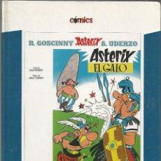 Cómics: ASTERIX EL GALO - GOSCINNY-UDERZO - TAPA DURA. Lote 47681592