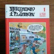 Cómics: BIBLIOTECA EL MUNDO MORTADELO Y FILEMON 1. Lote 47814351