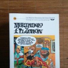 Cómics: BIBLIOTECA EL MUNDO MORTADELO Y FILEMON 19. Lote 47814424