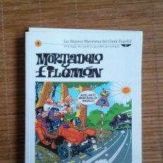 Cómics: BIBLIOTECA EL MUNDO MORTADELO Y FILEMON 4. Lote 47814726