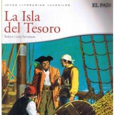 Cómics: JOYAS LITERARIAS JUVENILES. Nº 1. LA ISLA DEL TESORO. ROBERT LOUIS STEVENSON. EL PAIS 2010. (C/A32). Lote 48593410