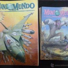 Cómics: MINIMUNDO. LOTE DE 69 NÚMEROS.. Lote 48726591