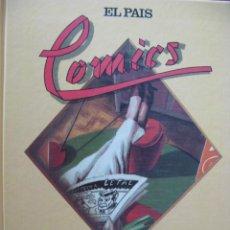 Fumetti: COMICS. CLÁSICOS Y MODERNOS. EL PAÍS. 408 PÁGINAS. (COMO NUEVO). Lote 49843987