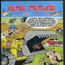 Cómics: GENTE MENUDA ABC - Nº 346. Lote 49865114