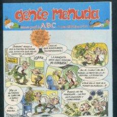 Cómics: GENTE MENUDA ABC - Nº 424. Lote 49898203