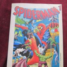 Cómics: SPIDERMAN. Nº 1. GRANDES HÉROES DEL CÓMIC. BIBLIOTECA EL MUNDO. MARVEL COMICS 2003. Lote 148039588