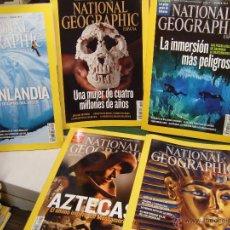 Cómics: LOTE NATIONAL GEOGRAPHIC EN ESPAÑOL AÑOS 2009 Y 2010 NUEVAS. Lote 51193790