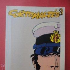 Cómics: CORTOMALTES 3.. Lote 51442157