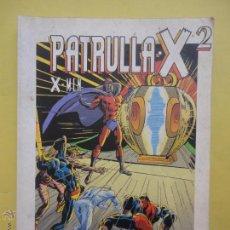 Cómics: PATRULLA-X 2. GRANDES HÉROES DEL CÓMIC.. Lote 51442264