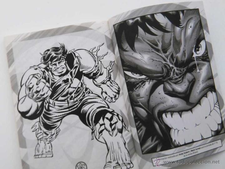 Cómics: El increible Hulk 2, grandes héroes del comic con Hulk y los defensores. - Foto 4 - 52853944