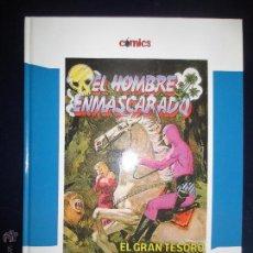 Cómics: EL HOMBRE ENMASCARADO. EL GRAN TESORO. EL PAIS. Lote 53109011