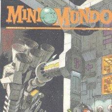 Cómics: MINI MUNDO Nº11. DIBUJOS DE RAF, NELITO, PABLO VELARDE, VÁZQUEZ, JOSÉ ORTIZ, IBÁÑEZ, BILL WATTERSON. Lote 53452435