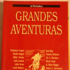 Cómics: GRANDES AVENTURAS - TOMO I - SIN ENCUADERNAR - EL PERIODICO - . Lote 53629522