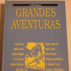 Cómics: GRANDES AVENTURAS - TOMO 2 - ENCUADERNADO - EL PERIODICO. Lote 180441901