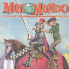 Cómics: MINI MUNDO Nº36. BOULE Y BILL, CALVIN Y HOBBES, PEPE GOTERA, ANGELITO, REBOLING STREET, QUINTIN . Lote 53664019