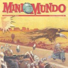 Cómics: MINI MUNDO Nº74. QUINTIN LERROUX, JUAN EL LARGO, CARLOTA, ANGELITO, CALVIN Y HOBBES, REBOLLING... . Lote 53684785