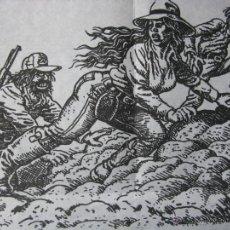 Cómics: REPORTAJE DE PRENSA SOBRE ROBERT CRUMB. DE LA CONTRACULTURA A LA INDIGNACIÓN. 23.6.2012. Lote 53713433