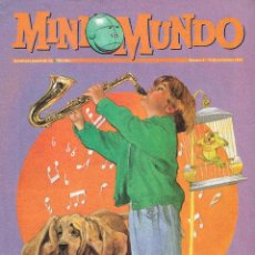 Cómics: MINI MUNDO SUPLEMENTO DOMUNICAL DEL MUNDO. LOTE 30 EJEMPLARES.. Lote 53766430