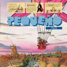 Cómics: LOTE EL PEQUEÑO PAIS.90 NÚMEROS.SUPLEMENTO DOMINICAL EL PAIS.. Lote 53782870