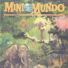 Cómics: MINI MUNDO Nº63. QUINTIN LERRORX, JUAN EL LARGO, CARLOTA, PEPE GOTERA, BOB, CALVIN Y HOBBES.... Lote 53790954