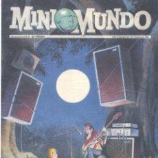 Cómics: MINI MUNDO Nº58. QUINTIN LERROUX, CARLOTA, GASTON EL GAFE, JUAN EL LARGO, PEPE GOTERA, BOB.... Lote 53813289