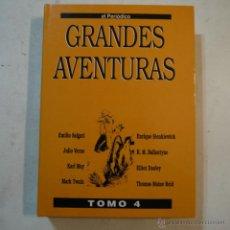 Fumetti: GRANDES AVENTURAS TOMO 4 - EL PERIÓDICO. Lote 53826177