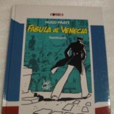 Cómics: COMICS EL PAIS - CORTO MALTESE. Lote 54040942