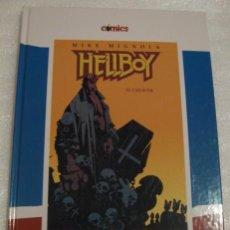 Cómics: COMICS EL PAIS - HELLBOY EL CADAVER. Lote 54040960