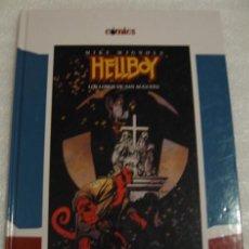 Cómics: COMICS EL PAIS - HELLBOY . Lote 54040965