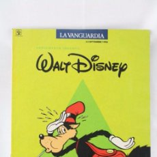 Cómics: CÓMIC / SUPLEMENTO INFANTIL - LOBO FEROZ / PATO DONALD - WALT DISNEY Nº 8 - LA VANGUARDIA, AÑO 1990. Lote 54815019