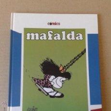 Fumetti: MAFALDA, DE QUINO. COLECCIÓN CÓMICS DE EL PAÍS. CARTONÉ.. Lote 54979490