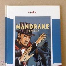 """Cómics: MANDRAKE EL MAGO. """"COBRA: EL REGRESO DEL MAL"""". COLECCIÓN CÓMICS DE EL PAÍS. CARTONÉ.. Lote 150237340"""
