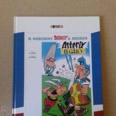 Cómics: ASTERIX EL GALO, DE GOSCINNY/UDERZO. COLECCIÓN CÓMICS DE EL PAÍS. CARTONÉ.. Lote 54979818