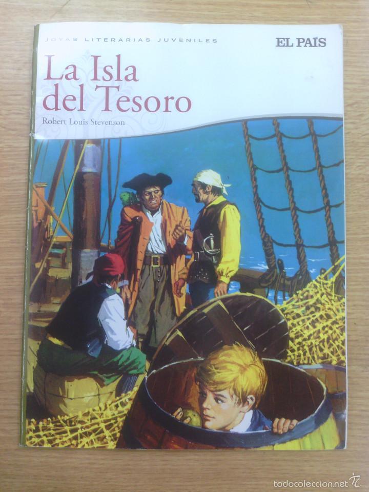 LA ISLA DEL TESORO (JOYAS LITERARIAS JUVENILES) (EL PAIS) (Tebeos y Comics - Suplementos de Prensa)
