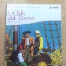 Cómics: LA ISLA DEL TESORO (JOYAS LITERARIAS JUVENILES) (EL PAIS). Lote 57284760