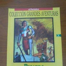 Fumetti: COLECCION GRANDES AVENTURAS .- RICARDO CORAZON DE LEON .- Nº 8 .- VOLUMEN I. Lote 58706949