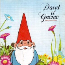 Cómics: COLECCION DE CROMOS DE DAVID EL NOMO . Lote 60868019