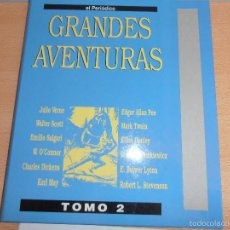 Cómics: LOTE 31 HISTORIAS GRANDES AVENTURAS. LEER Y VER FOTOS.. Lote 61079603