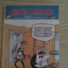 Fumetti: GENTE MENUDA 451 SUPLEMENTO ABC. Lote 63566188