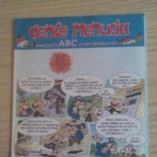 Fumetti: GENTE MENUDA 452 SUPLEMENTO ABC. Lote 63566340