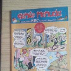 Fumetti: GENTE MENUDA 390 SUPLEMENTO ABC. Lote 63786043