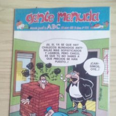 Fumetti: GENTE MENUDA 371 SUPLEMENTO ABC. Lote 64145079